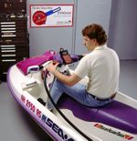 Just a single technician can handle both the installation of the dynamometer and all testing… without assistance!
